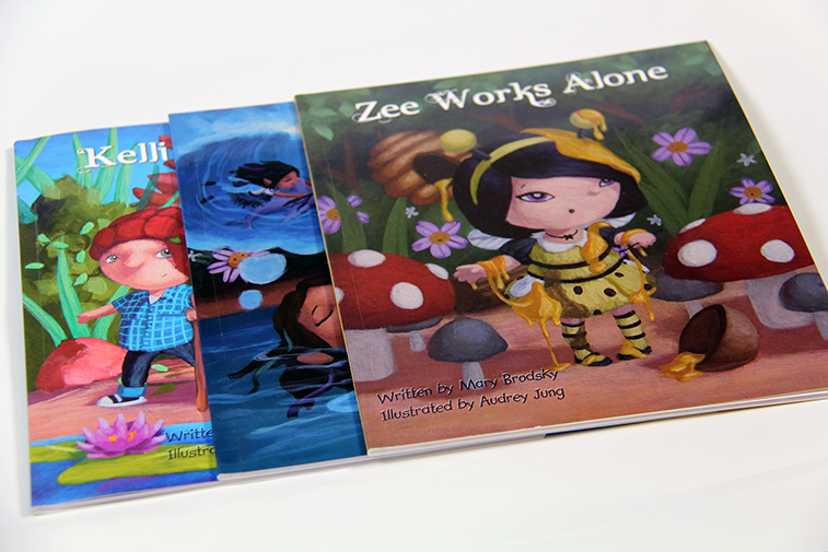 printing softcover children books - Printing With Children